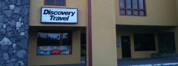 discovery travel's daytona front office